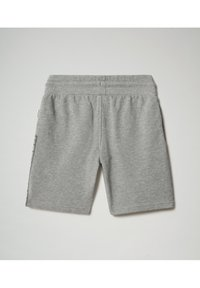 Napapijri - NADYR - Shorts - medium grey melange - 1
