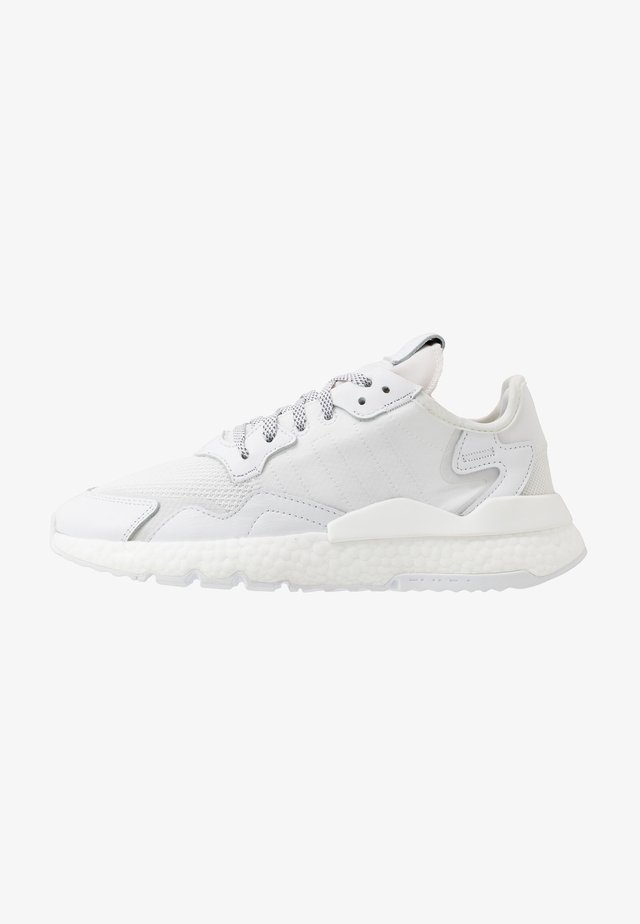 NITE JOGGER - Trainers - footwear white