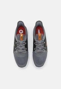 Puma Golf - IGNITE FASTEN8 - Golf shoes - quiet shade/gold/black - 3