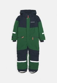 Didriksons - CORNELIUS COVER - Snowsuit - leaf green - 0