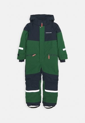 CORNELIUS COVER - Snowsuit - leaf green