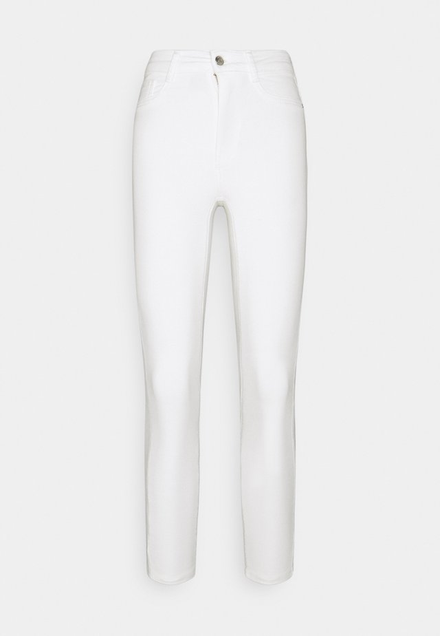 HIGHWAIST - Jeans Skinny Fit - offwhite