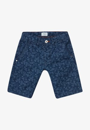 BLUEBURN YARROW - Shorts - indigo