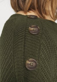 Vero Moda - VMNEWLEA BOATNECK - Jumper - ivy green - 4