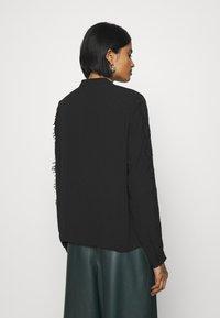 Vero Moda - VMZIGGA - Button-down blouse - black - 2
