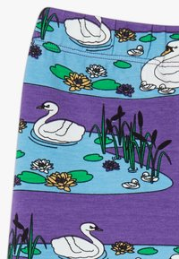 Småfolk - SWAN - Leggings - Trousers - purple heart - 3