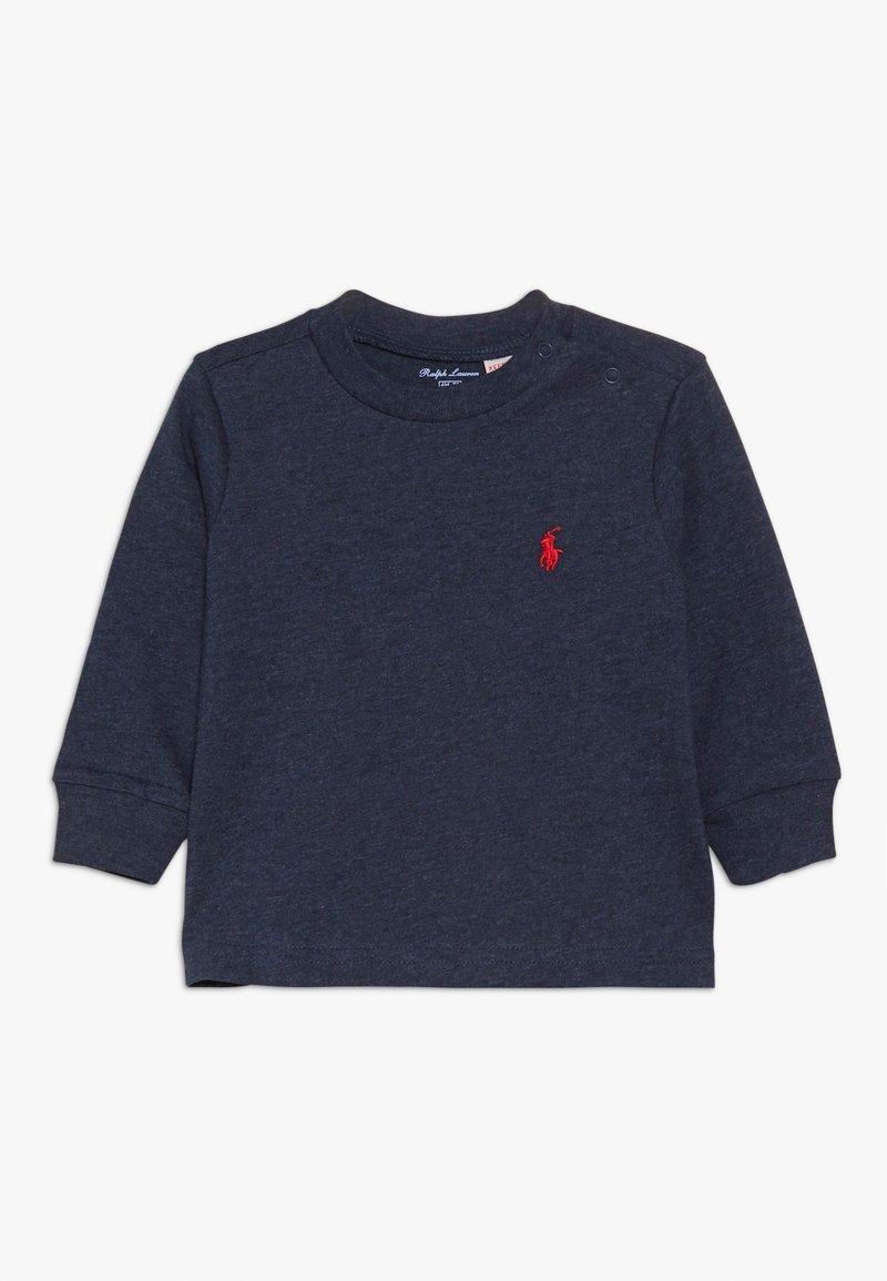 Polo Ralph Lauren - Långärmad tröja - basic navy heather