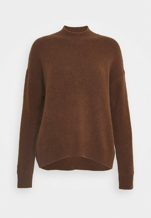 LONG SLEEVE - Jumper - fantastic brown