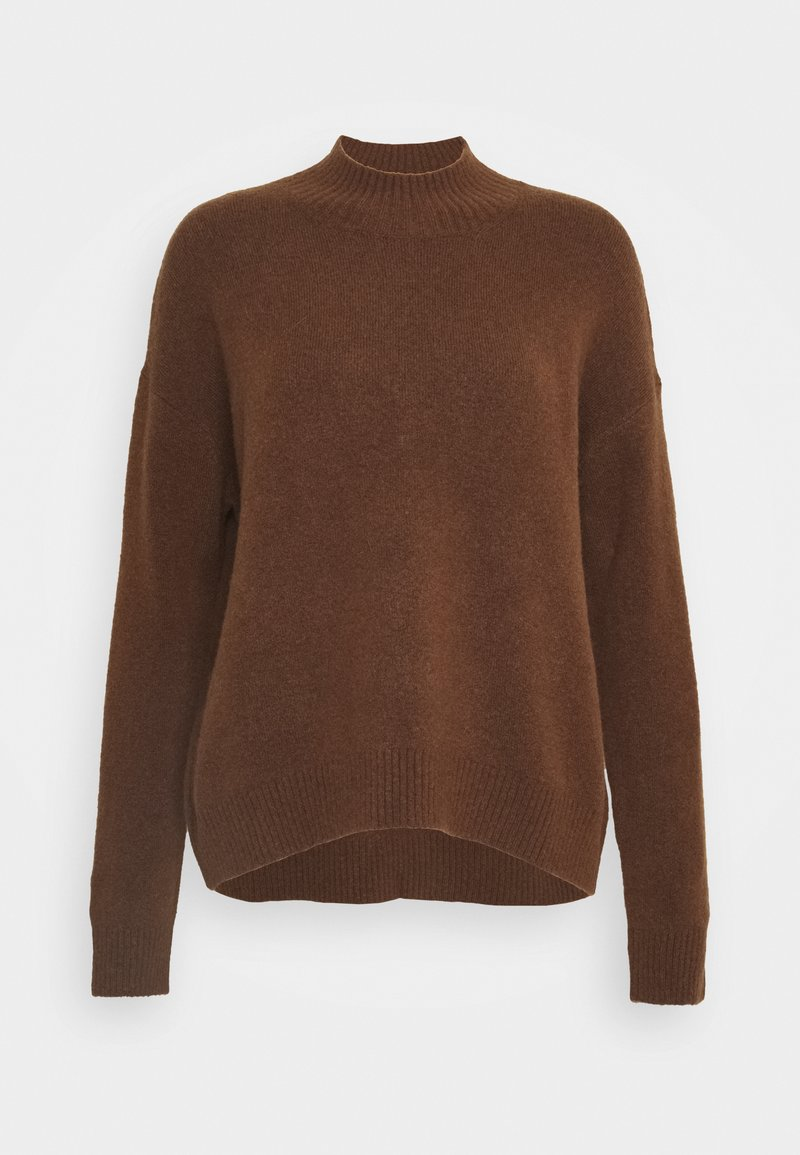 Marc O'Polo DENIM - LONG SLEEVE - Sweter - fantastic brown