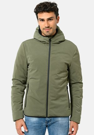 HOT BUTTERED HURRYCANE - Outdoor jacket - militarygreen