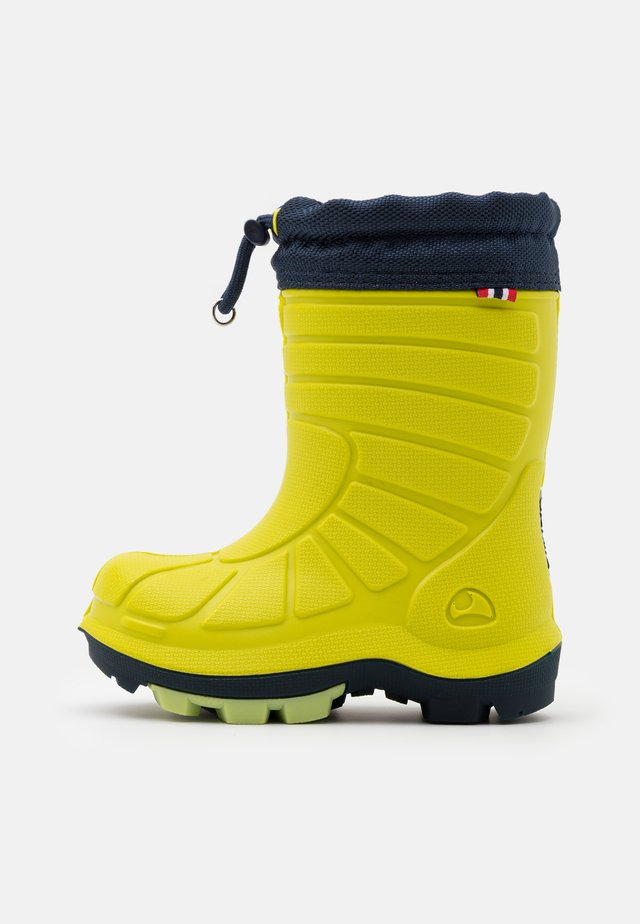 EXTREME - Wellies - lime/navy