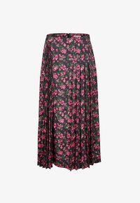 Oliver Bonas - DITSY FLORAL PRINT  - Pleated skirt - pink - 2