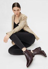 Bianco - BIACAROL  - Classic ankle boots - darkbrown - 1
