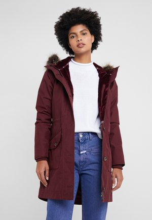 TELLIN JACKET - Parka - bordeaux