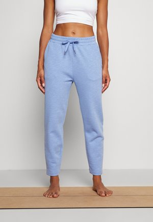 ESSENTIALS TAPER TROUSER - Teplákové kalhoty - coast blue