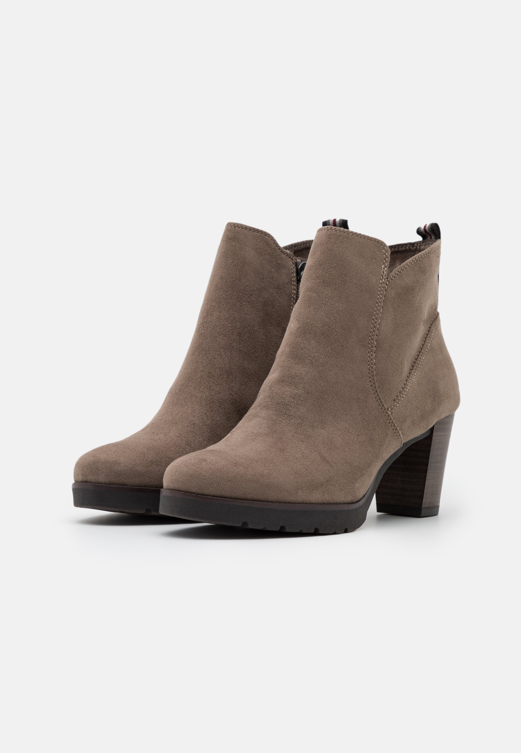 Tamaris Ankle Boot pepper/taupe