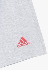 adidas Performance - LOGO SUMMER TRACKSUIT BABY SET - Tracksuit - core pink/white - 3