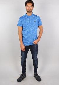 Gabbiano - Polo shirt - niagara blue - 1