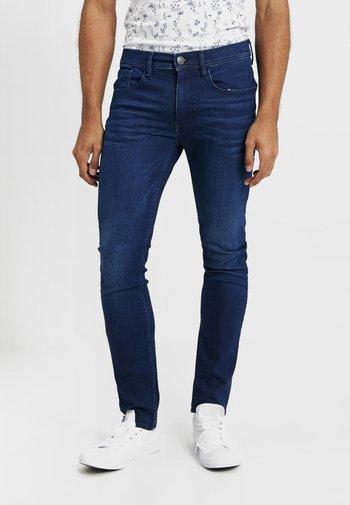 Jeans slim fit - denim dark blue