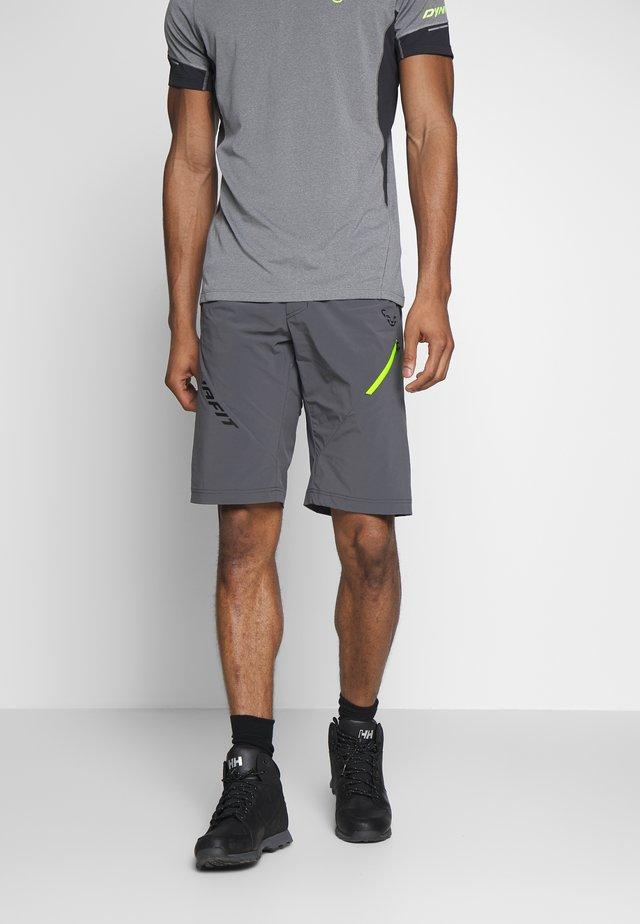 TRANSALPER HYBRID SHORTS - Sports shorts - magnet