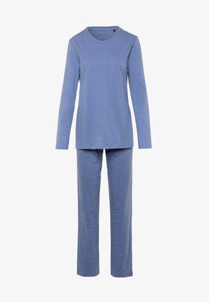 ANZUG LANG - Pyjama set - blau