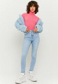 TALLY WEiJL - Skinny džíny - light blue - 1