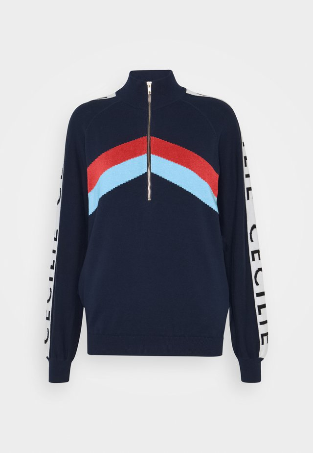 LILIAN - Jumper - navy