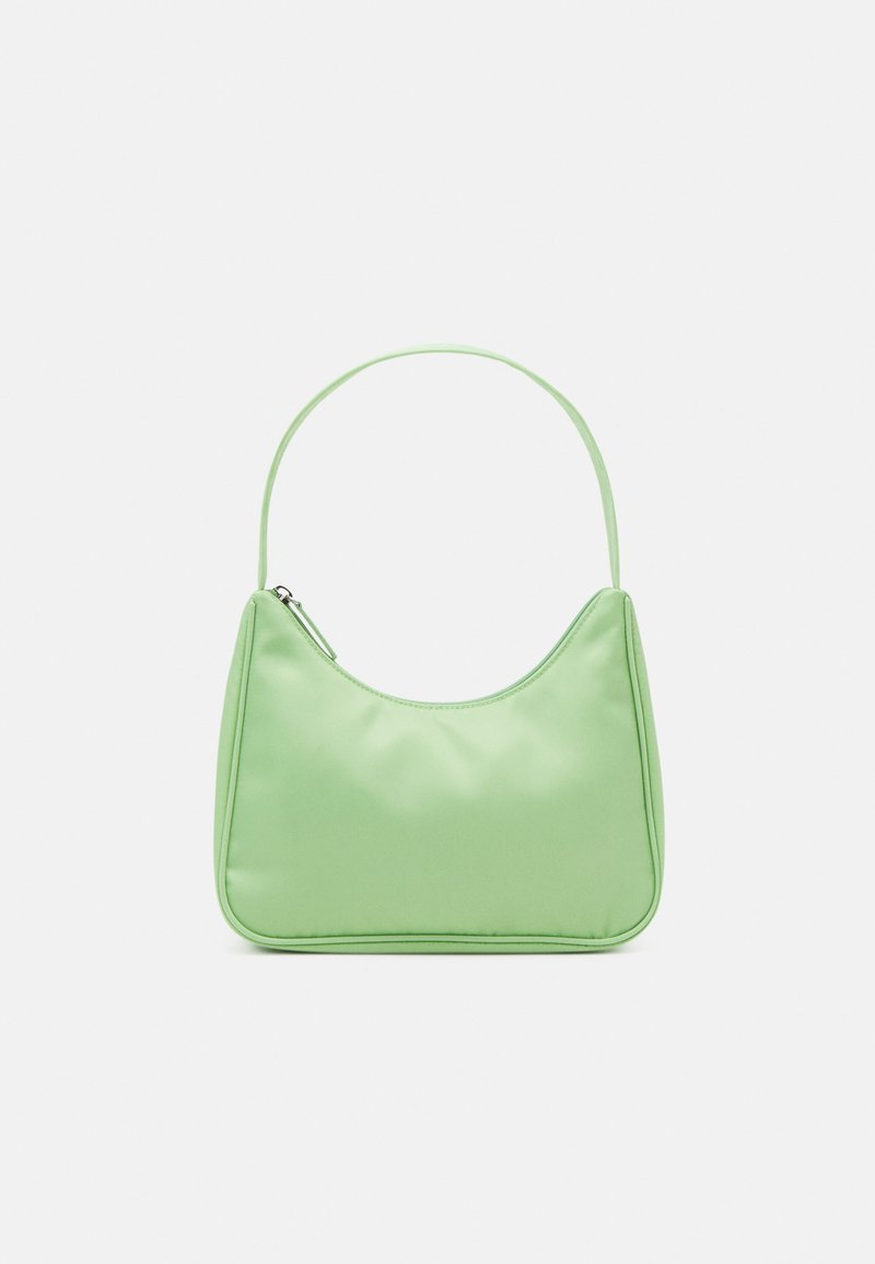 Monki - HILMA BAG - Handbag - green dusty light