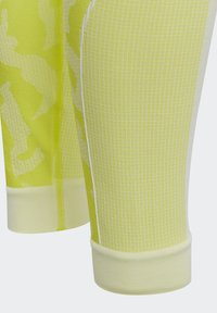 adidas by Stella McCartney - ADIDAS BY STELLA MCCARTNEY TRUEPURPOSE SEAMLESS LEGGI - Medias - yellow - 3