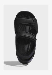 adidas Performance - ALTASWIM - Sandales de bain - black - 1