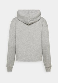 Pieces - PCCHILLI HOODIE - Hoodie - medium grey melange - 1