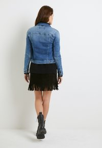 Replay - JACKETS LIGHTWEIGHTS - Denim jacket - medium blue - 2