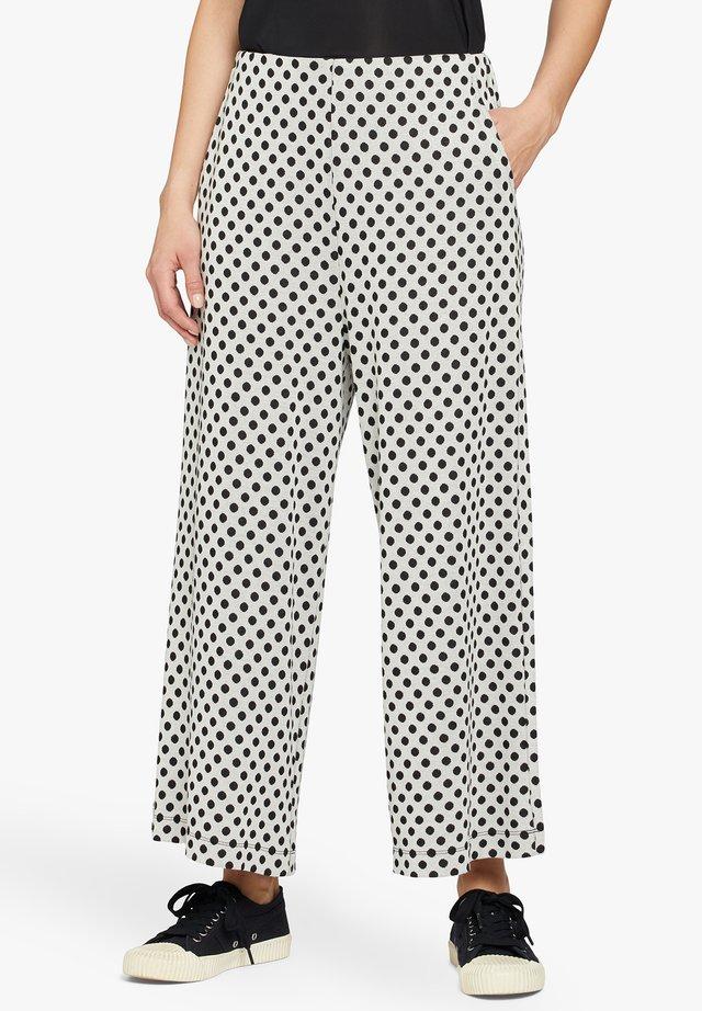 Pantalon classique - whitecap