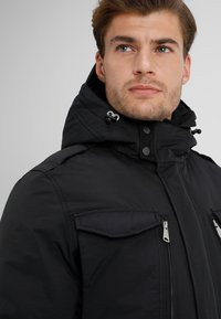 Schott - SMITH - Winter jacket - black - 4