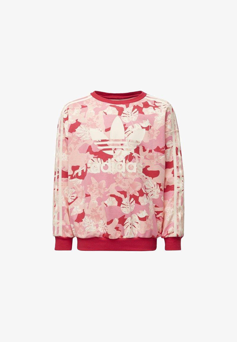 adidas Originals - CREW SWEATSHIRT - Sweatshirt - white
