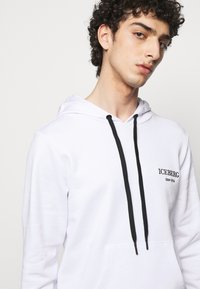 Iceberg - FELPA - Sweatshirt - bianco ottico - 3