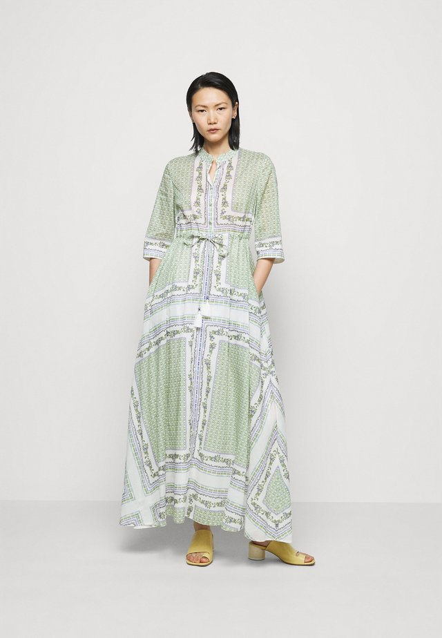 PRINTED DRESS - Korte jurk - garden