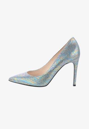 FALERIA - High heels - silver