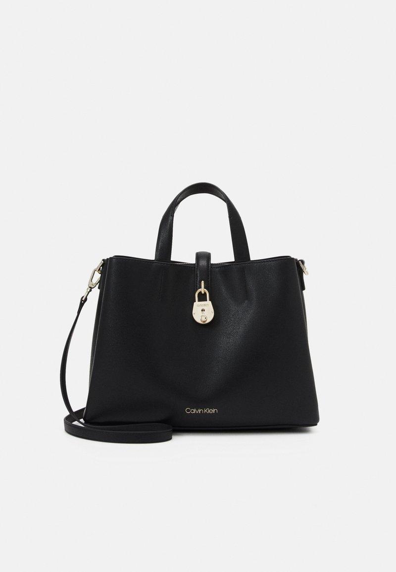 Calvin Klein - TOTE - Handbag - black