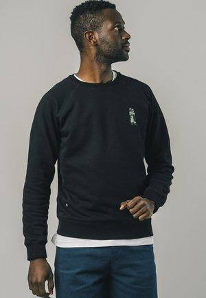 TWINS - Sweatshirt - black
