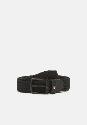DENTON ELASTIC - Belt - black