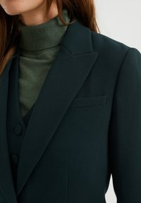 WE Fashion - REGULAR FIT - Blazer - moss green - 3