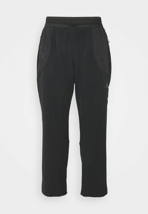 PANT A.RDY - Tracksuit bottoms - black