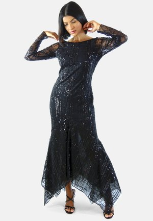 ECOLOGICALLY - Cocktail dress / Party dress - black