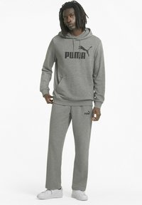 Puma - Felpa - medium gray heather - 1