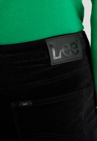 Lee - SCARLETT HIGH - Trousers - black - 5
