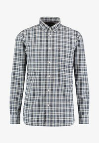Tommy Hilfiger - HEATHER WINDOWPANE SHIRT - Shirt - blue - 0