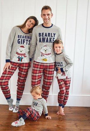 Pyžamová sada - red