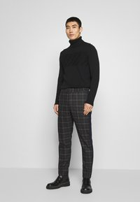 PS Paul Smith - MENS TROUSER - Stoffhose - anthracite - 1
