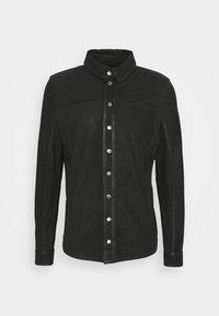 Tigha - TENNER - Camicia - black - 0